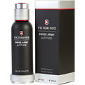Swiss Army Altitude Eau De Toilette Spray 3.4 oz for men by Swiss Army