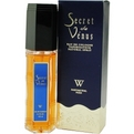 Secret De Venus New Formula, Eau De Cologne Spray 3.4 oz for women by Weil Paris