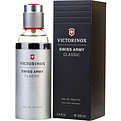 Swiss Army Edt Spray 3.4 oz for men by Swiss Army