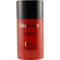 Fahrenheit Deodorant Stick Alcohol Free 2.7 oz for men by Christian Dior