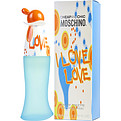 I Love Love Eau De Toilette Spray 3.4 oz for women by Moschino