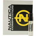 Nautica Competition (Relaunch) Edt Spray Vial On Card for men by Nautica