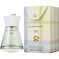 Baby Touch Edt Alcohol Free Spray 3.3 oz for women by Burberry