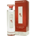 Bvlgari Red Tea Eau De Cologne Spray 3.4 oz for women by Bvlgari