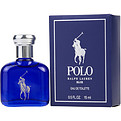Polo Blue Eau De Toilette .5 oz for men by Ralph Lauren