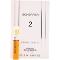 Scherrer Ii Edt Vial On Card for women by Jean Louis Scherrer