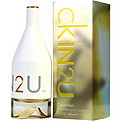 Ck In2u Edt Spray 5 oz for women by Calvin Klein