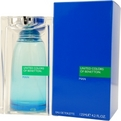 United Colors Of Benetton Eau De Toilette Spray 4.2 oz for men by Benetton
