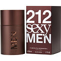 212 Sexy Edt Spray 1.7 oz for men by Carolina Herrera