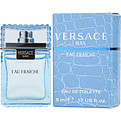 Versace Man Eau Fraiche Eau De Toilette .17 oz Mini for men by Gianni Versace