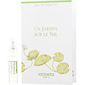 Un Jardin Sur Le Nil Edt Spray Vial On Card for women by Hermes