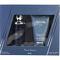 Thallium Eau De Toilette Spray 3.3 oz & Shower Gel 3.3 oz for men by Jacques Evard