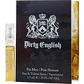 Dirty English Eau De Toilette Spray Vial On Card for men by Juicy Couture