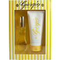 Giorgio Edt Spray 3 oz & Body Lotion 6.8 oz for women by Giorgio Beverly Hills