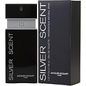 Silver Scent Eau De Toilette Spray 3.4 oz for men by Jacques Bogart