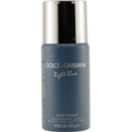 D & G Light Blue Deodorant Spray 3.6 oz for men by Dolce & Gabbana