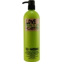 LOVE PEACE & THE PLANET Haircare esittäjä(t): Tigi