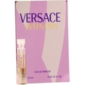 Versace Woman Eau De Parfum Vial On Card for women by Gianni Versace