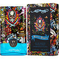 Ed Hardy Hearts & Daggers Eau De Toilette Spray 3.4 oz for men by Christian Audigier