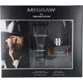 Mcgraw Eau De Toilette Spray .5 oz & Hair And Body Wash 2.5 oz for men by Tim Mcgraw