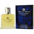 Aigner Private Number Edt Spray 3.4 oz for men by Etienne Aigner