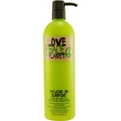 LOVE PEACE & THE PLANET Haircare poolt Tigi