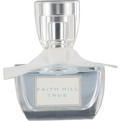 Faith Hill True Edt Spray .5 oz (Unboxed) for women by Faith Hill