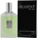 Decadence Edt Spray 2.4 oz for men by Decadence
