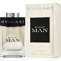 Bvlgari Man Eau De Toilette Spray 3.4 oz for men by Bvlgari