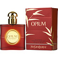 Opium Eau De Toilette Spray 1 oz (New Packaging) for women by Yves Saint Laurent