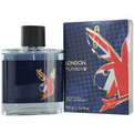 Playboy London Edt Spray 3.4 oz for men by Playboy