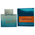 Nautica Pure Discovery Eau De Toilette Spray 3.4 oz for men by Nautica