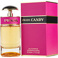 Prada Candy Eau De Parfum Spray 1.7 oz (New Packaging) for women by Prada