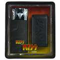 Kiss Him Cologne Spray 3.4 oz & Dr Love Body Bar (Soap) 10 oz for men by Kiss