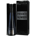 FUJIYAMA PRIVATE NUMBER Cologne von