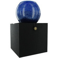 COBALT GALAXY GLOBE Candles per Cobalt Galaxy Globe