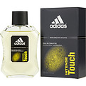 Adidas Intense Touch Edt Spray 3.4 oz (Developed With Athletes) for men by Adidas