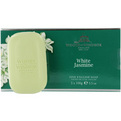Woods Of Windsor White Jasmine Soap 3 X 3.5 oz for women by Woods Of Windsor