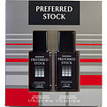 Preferred Stock Cologne Spray 1.7 oz (Two Pieces) for men by Coty