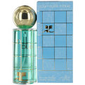 Courreges In Blue Eau De Parfum Spray 3.4 oz for women by Courreges