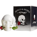 Ed Hardy Skulls & Roses Eau De Parfum Spray 3.4 oz for women by Christian Audigier