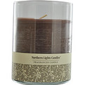 CHOCOLATE HAZLENUT SCENTED Candles ved Chocolate Hazlenut Scented