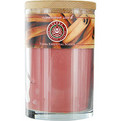 Cinnamon Stick Soy Candle 12 oz Tumbler. A Soothing, Spicy Blend Of Cinnamon & Spice Oils. Burns Approx. 30+ Hours for unisex by Cinnamon Stick