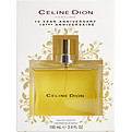 Celine Dion Edt Spray 3.4 oz (10th Anniversary Edition Packaging) for women by Celine Dion