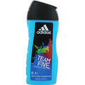 Adidas Team Five Hair & Body Shower Gel 8.4 oz (Special Edition) for men by Adidas