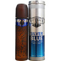 Cuba Silver Blue Eau De Toilette Spray 3.4 oz for men by Cuba
