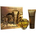 Paco Rabanne Lady Million Eau De Parfum Spray 2.7 oz & Body Lotion 3.4 oz (Travel Offer) for women by Paco Rabanne