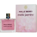 Halle Berry Exotic Jasmine Eau De Parfum Spray 3.4 oz for women by Halle Berry