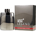 Mont Blanc Legend Intense Eau De Toilette Spray 3.3 oz for men by Mont Blanc
