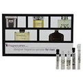 Fragrancenet.Com Designer Fragrance Sampler 5 Piece Mens Variety With Gucci Guilty Pour Homme & L'Homme Yves Saint Laurent & Acqua Di Gio & Exceptional Because You Are & John Varvatos Vintage And All Are Vial Minis for men